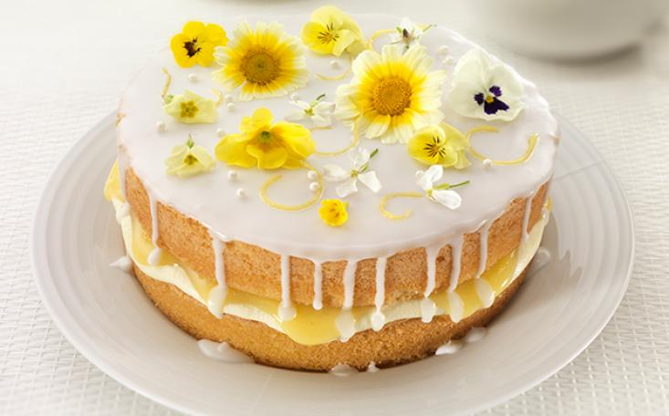 Lemon Drizzle Cake Better Homes And Gardens