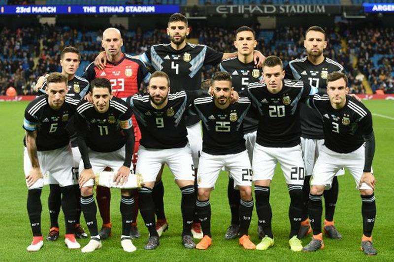 Sampaoli Masih Cari Racikan Terbaik untuk Skuad Argentina ...