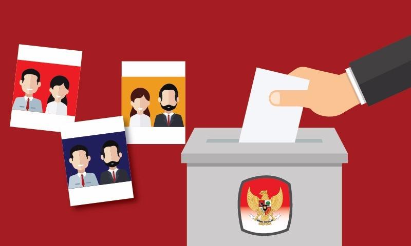 KPU NTT Sisir 4.256 Pemilih Tidak Memenuhi Syarat di Pilkada Serentak 2018