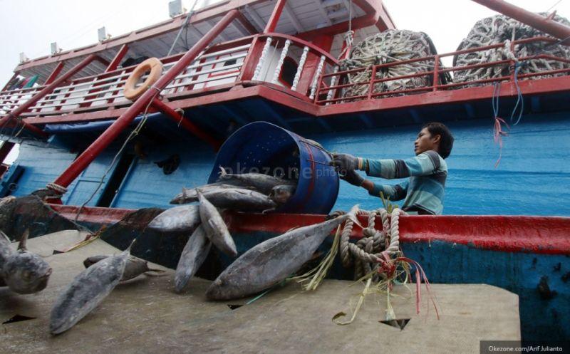 Pemerintah Cari Bukti Illegal Fishing Di Kapal Buronan Sts 50