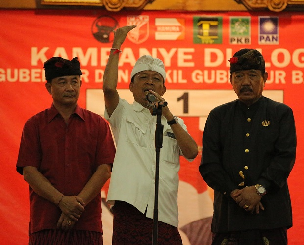 Koster Ingin Pembangunan Bali Dilakukan secara Terintegrasi