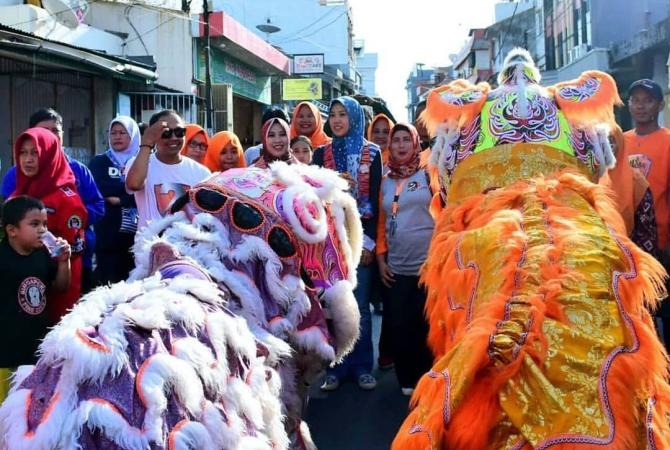Indira Tawarkan Program Meningkatkan Kerukunan Beragama di Makassar