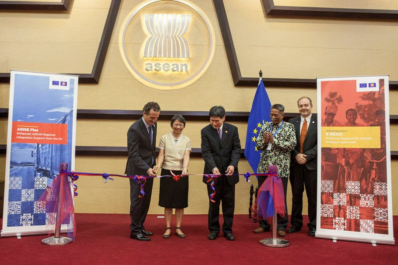 Gambar Kerjasama Asean Di Bidang Ekonomi Dan Perdagangan Asean Ue Luncurkan Program Kerjasama Pembangunan Senilai Rp1 Triliun Okezone News