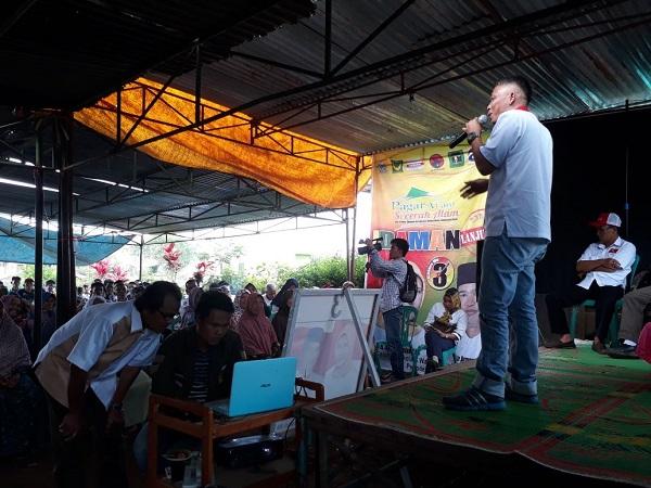 DPD Perindo Pagaralam All Out Menangkan Ida-Armansyah di Pemilihan Wali Kota