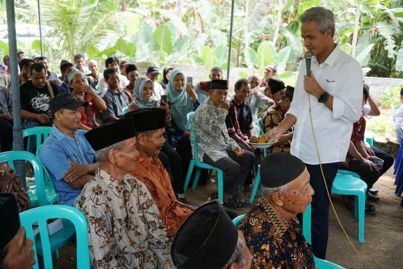Marak Korupsi di Daerah, Ganjar Siap Tularkan Reformasi Birokrasi ke Pejabat Pemprov Jateng