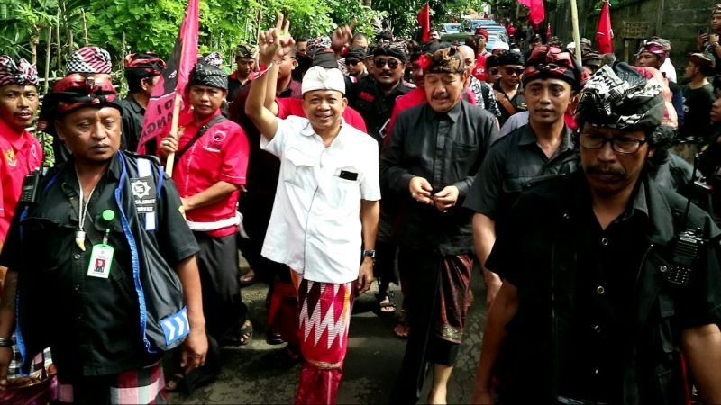 Wayan Koster Akan Perjuangkan Pembangunan Tol Denpasar-Gilimanuk