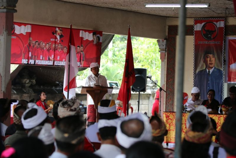 Koster Akan Manfaatkan Aset Bali untuk Tingkatkan  Perekonomi Warga Jembrana