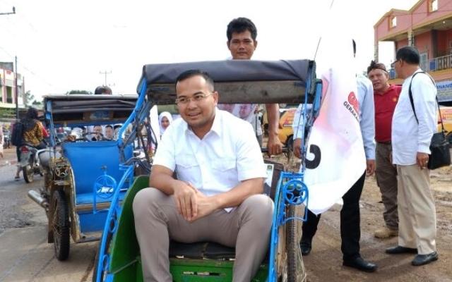 Irwansyah Yakin OK OCE Kito Bisa Tekan Angka Pengangguran di Sumsel