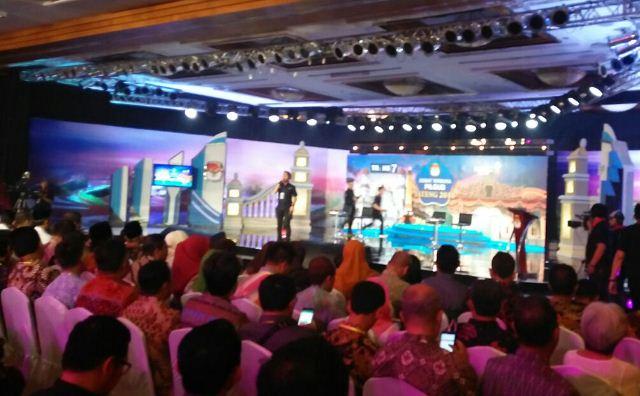 KPU Sediakan Ribuan Titik Nobar Debat Pilgub Jateng