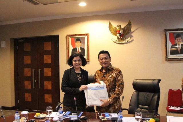 Lembaga Lembaga Pbb Puji Komitmen Indonesia Jalankan Tujuan Pembangunan Berkelanjutan Okezone Nasional
