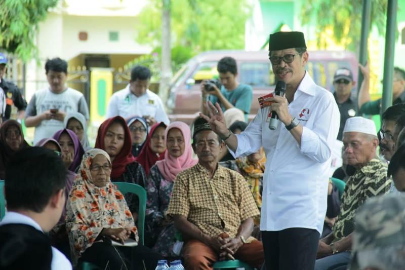 Di Depan Petani, Cagub Ichsan Yasin Limpo Paparkan Kiat Sukses Sistem Pertanian Berimbang