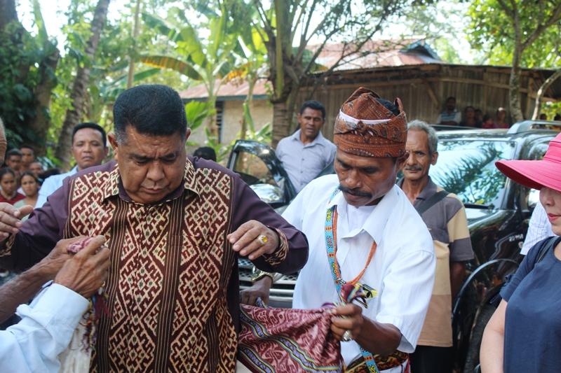 Warga Keturunan Raja Nope di Kupang Pastikan Pilih Esthon-Chris di Pilgub NTT