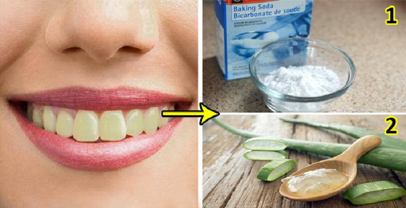 Tips Mudah Hilangkan Plak Gigi Dengan Bahan Dapur Senyum Kembali
