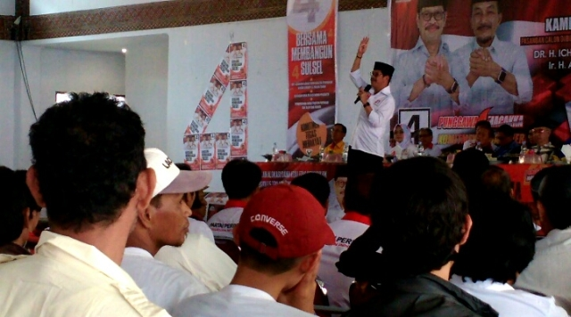 Sesepuh Tana Toraja: Ichsan Yasin Limpo Andalannya Sulsel
