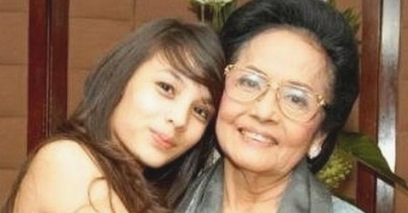 R I P Nenek Chelsea Islan Meninggal Dunia Okezone Celebrity