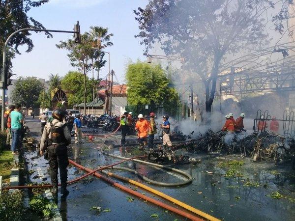 Teror Bom Surabaya, Bentuk Nyata Musuh Bangsa dan Negara ...