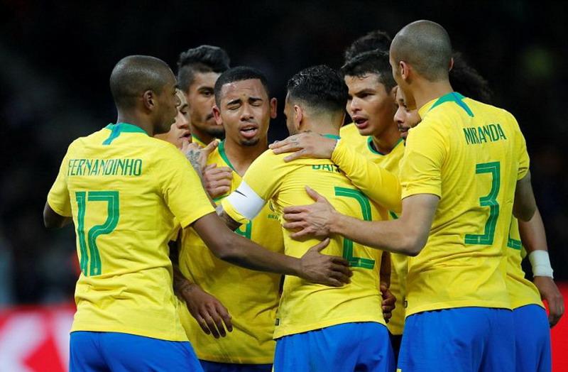Awal Yang  Kurang Baik Bagi Brazil Di Piala Dunia