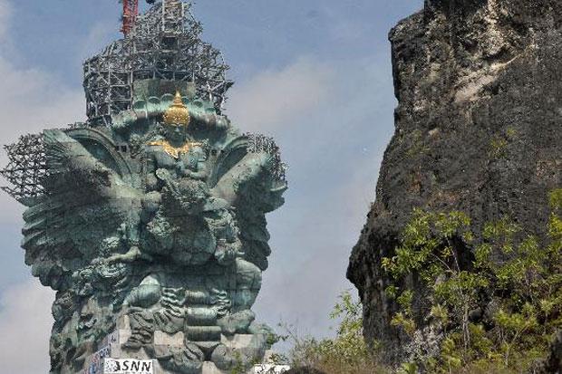 Garuda Wisnu Kencana Bali Jadi Patung Tertinggi di Dunia ...