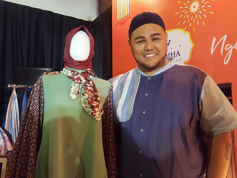 Koleksi Foto Wiwid Gunawan: Alasan Ivan Gunawan Tak Keluarkan Koleksi Busana Muslim
