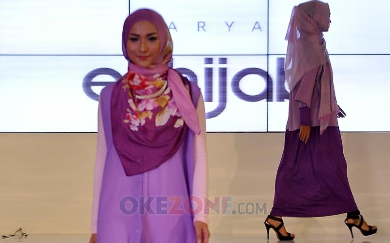Marak Artis Bisnis Hijab, Apa Pandangan Desainer Busana Muslim?