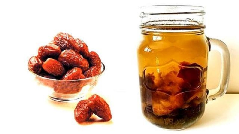 Khasiat Air Nabeez, Minuman Favorit Rasulullah SAW dari Rendaman Kurma