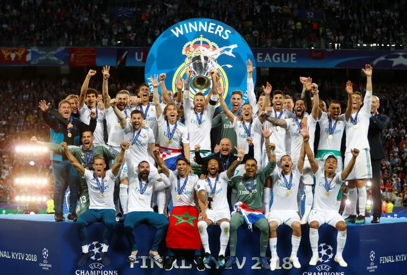 Madrid Cetak Sejarah Baru Usai Juara Liga Champions 3 Kali Berturut ... 942f54934e
