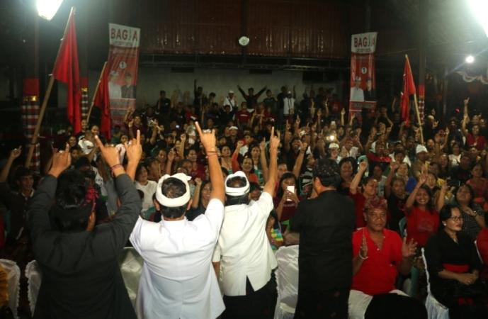 Hasil Survei Independen, Koster-Ace Unggul di Pilgub Bali