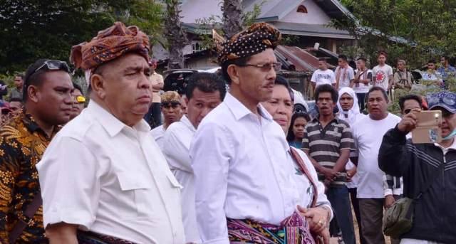 Pilgub NTT, Pasangan Esthon-Chris Didukung Pewaris Raja Amarasi