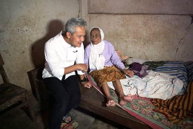 Survei Charta Politika, Paslon Ganjar-Taj Ungguli Paslon Lain di Pilgub Jateng