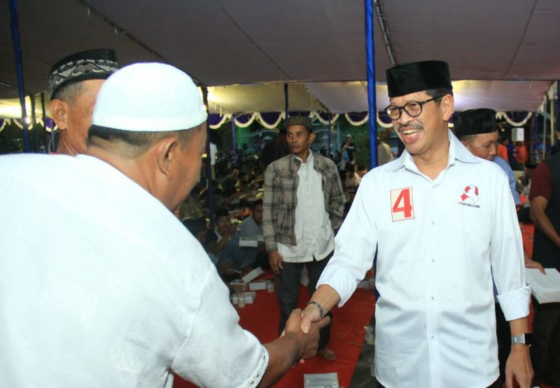 Dinilai Berpengalaman, Calon Gubernur IYL Didukung Warga Makassar