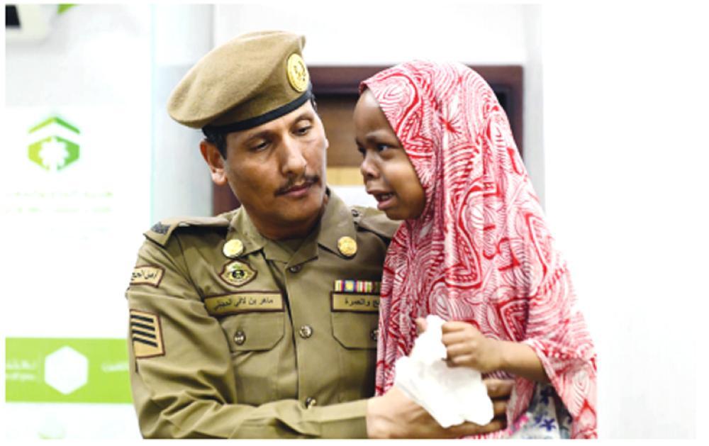 Petugas Keamanan Masjid Nabawi Pulangkan 1.000 Anak yang Tersesat