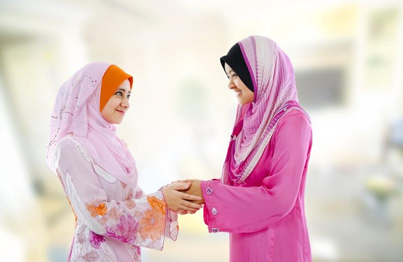 Idul Adha sama dengan Idul Fitri, berkomitmen kepada perintah Allah, semoga Allah memberkati kita.