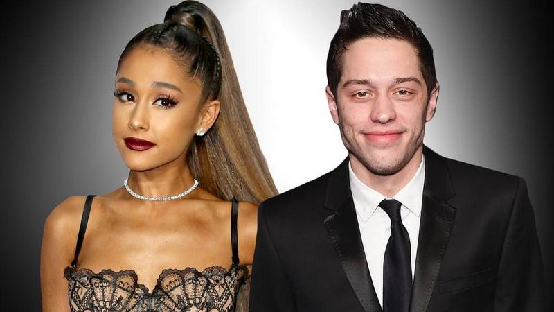 Resmi Tunangan Pete Davidson Dan Ariana Grande Tinggal Di Apartemen Senilai Rp224 Miliar Okezone Celebrity