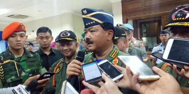 Panglima Kembali Tegaskan TNI Netral di Pilkada dan Pilpres