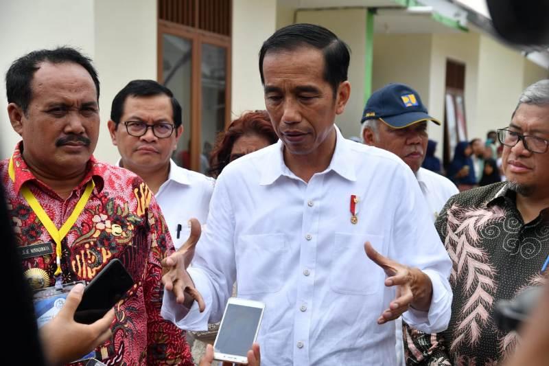 27 Juni Libur Nasional, Jokowi: Agar Seluruh Masyarakat Bisa Gunakan Hak Pilihnya di Pilkada