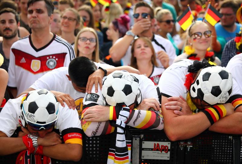 Meme Lucu Bermunculan Usai Jerman Tersingkir Dari Piala Dunia 2018 Okezone Bola