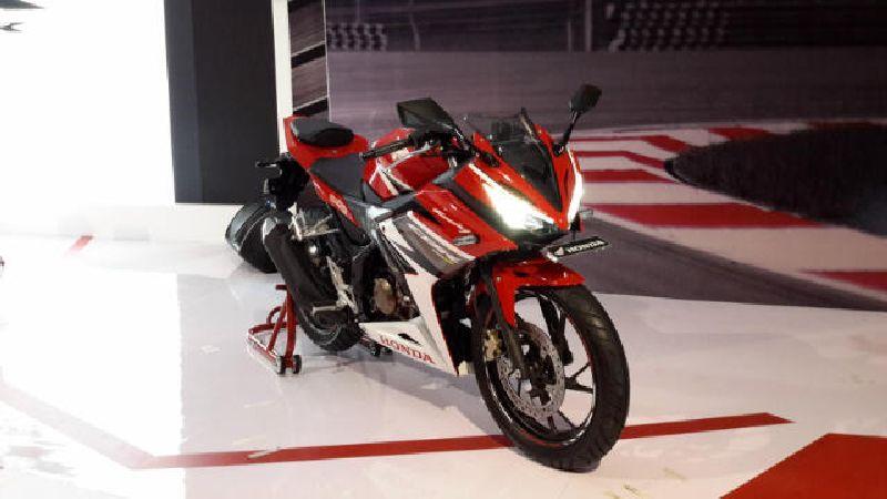 Motor Honda Sport Full Fairing 150 Cc Paling Laku Okezone News