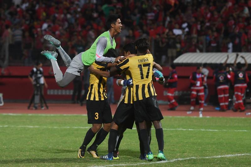 Pelatih Ungkap Strategi Malaysia Kalahkan Myanmar Di Final Piala Aff U 19 2018 Okezone Bola
