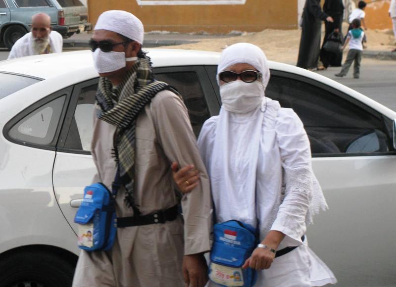 Pentingnya Penggunaan Masker Selama Menunaikan Ibadah Haji