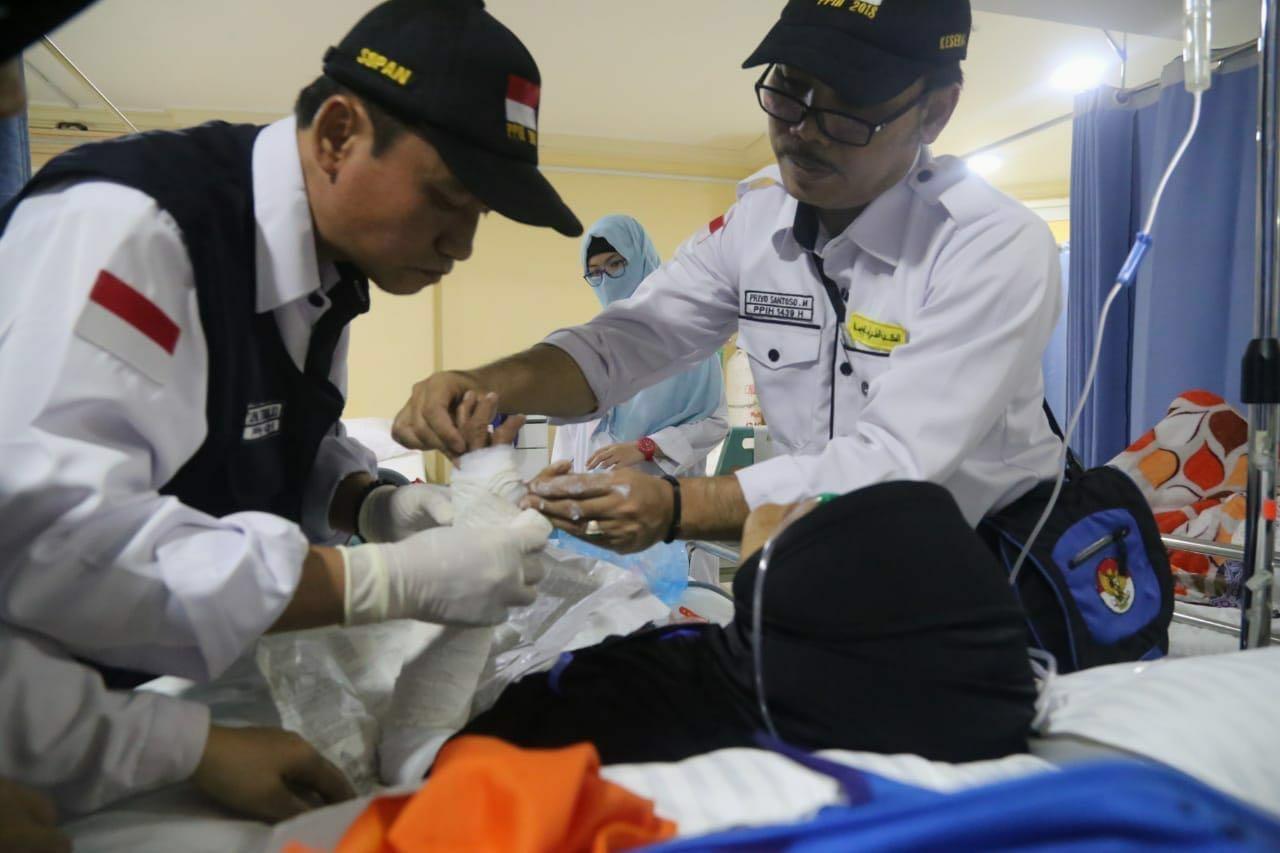 Kementerian Kesehatan Siapkan 70 Ton Obat-obatan untuk Jamaah Haji