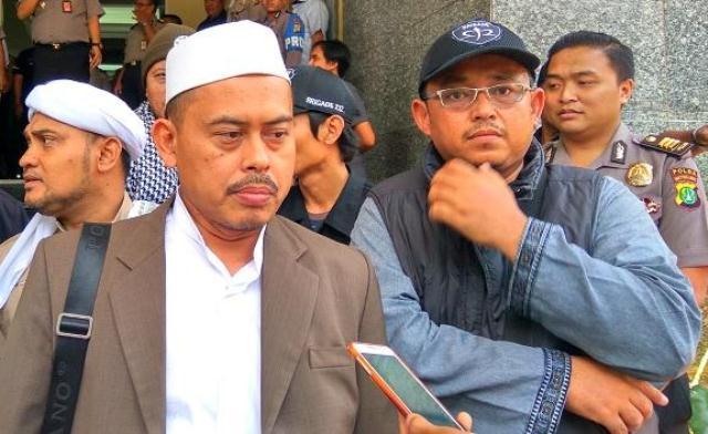 Ketua PA 212 Slamet Maarif Ikut Pertemuan PKS, PAN, dan Gerindra ...