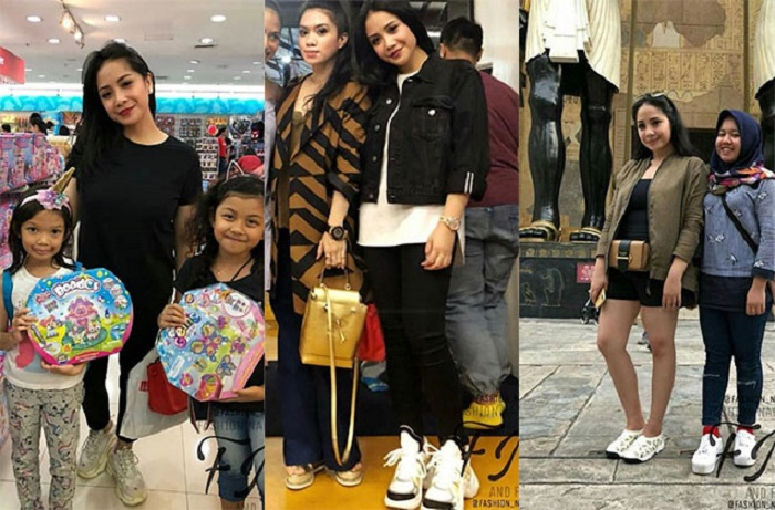 https  img-o.okeinfo.net content 2018 08 03 194 1931496 7 Koleksi sneakers Nagita  Slavina ... 3446c0c7b4
