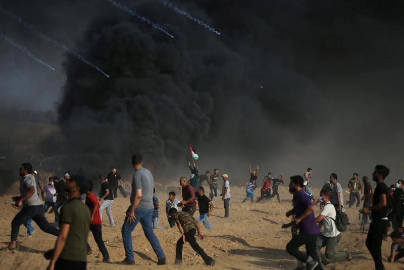 https: img.okezone.com content 2018 08 04 18 1931683 israel-bunuh-seorang-warga-palestina-dan-lukai-220-lainnya-di-tengah-upaya-gencatan-senjata-vi84NKJzp0.jpg