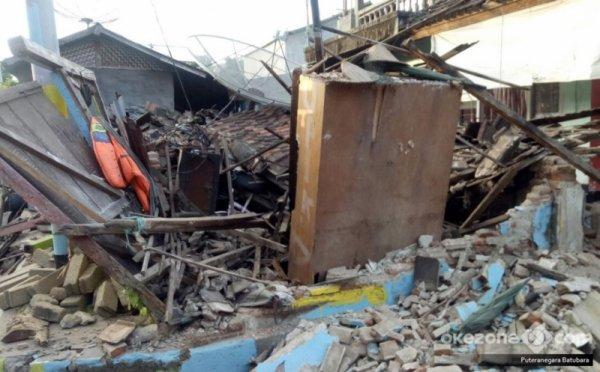 Bmkg Catat Ada  Gempa Susulan Di Lombok Hingga Hari Ini Okezone News