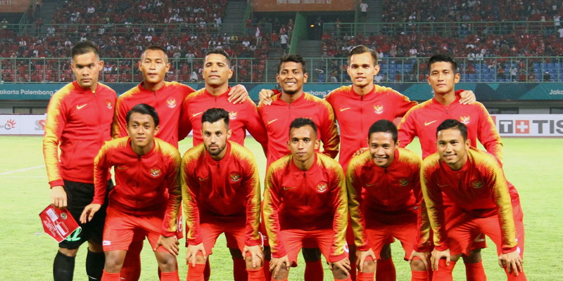 Jadwal Timnas Indonesia U23 vs Palestina di Asian Games 2018 : Okezone Sports