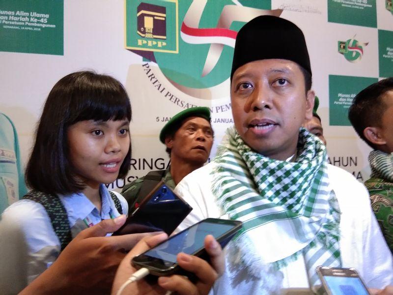 Romi Ppp Picture: Mangkir, KPK Jadwalkan Ulang Pemeriksaan Ketum PPP Romi