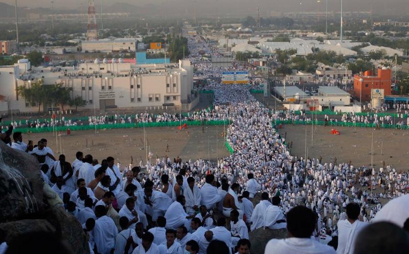 Pahala Wukuf Di Arafah Yang Terkait Dimensi Ruang Dan Waktu Okezone Haji