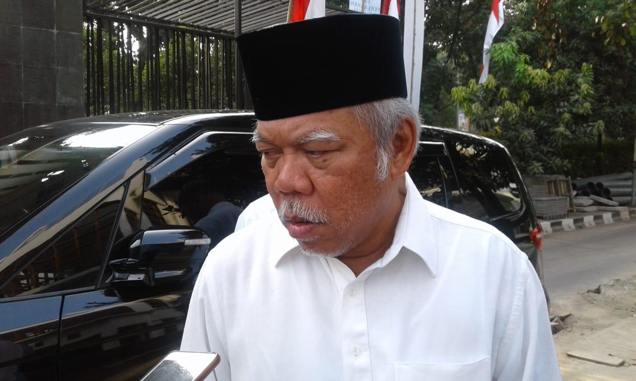 Ingat Gempa Lombok, Menteri PUPR: Makna Idul Adha Tahun Ini Keikhlasan