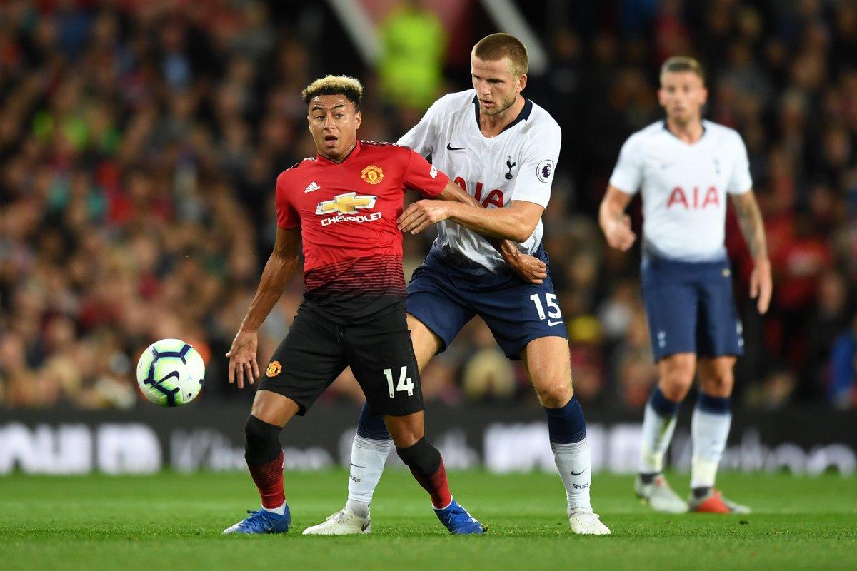 Hasil Pertandingan Man United Kontra Tottenham Hotspur Di
