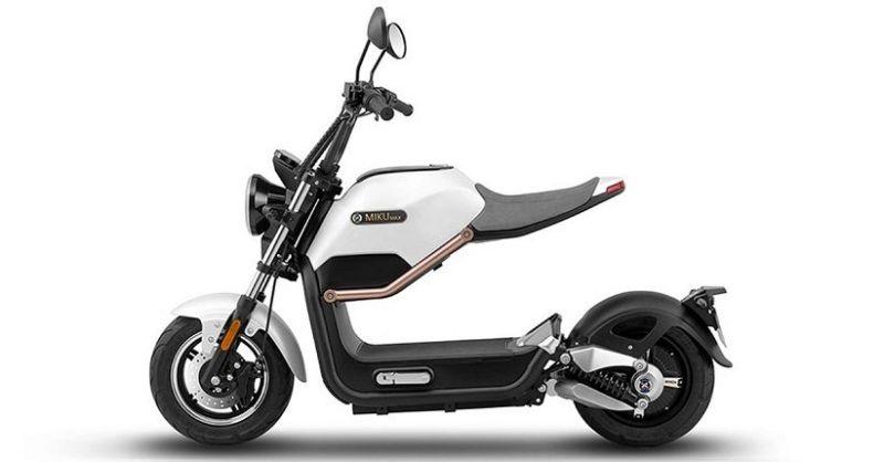 Sepeda Motor Listrik Unik Ini, Dibanderol Rp10 Juta